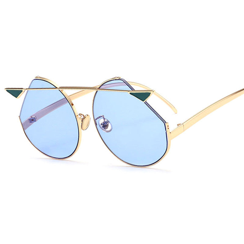 2018 Cat Eye Sunglasses - Women