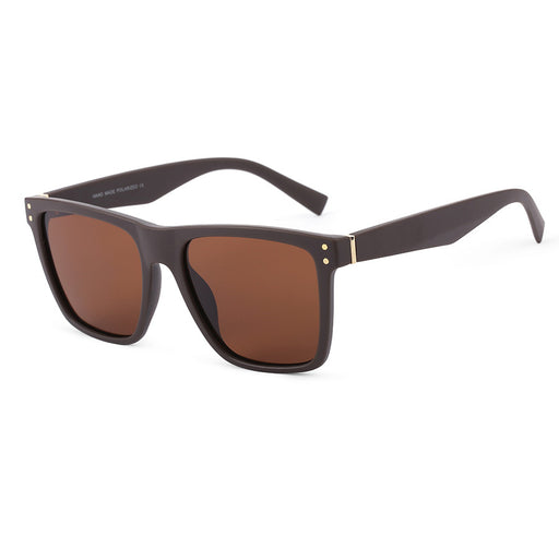 Fashion Polarized Sunglasses Men Original Brand Design