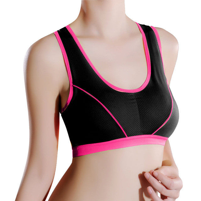 Sports Yoga Athletic Top