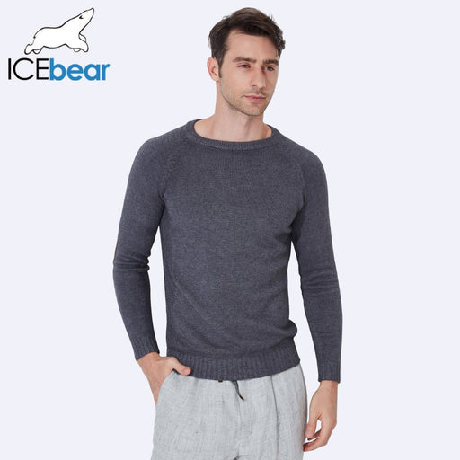 New Autumn Winter Men Sweaters Pullovers Knitted