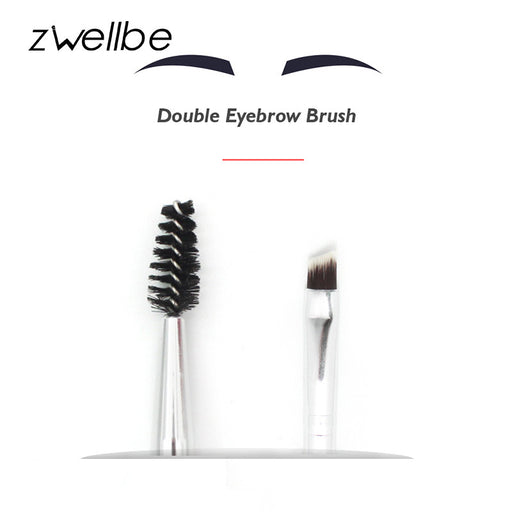 Double Eyebrow Brush+Eyebrow