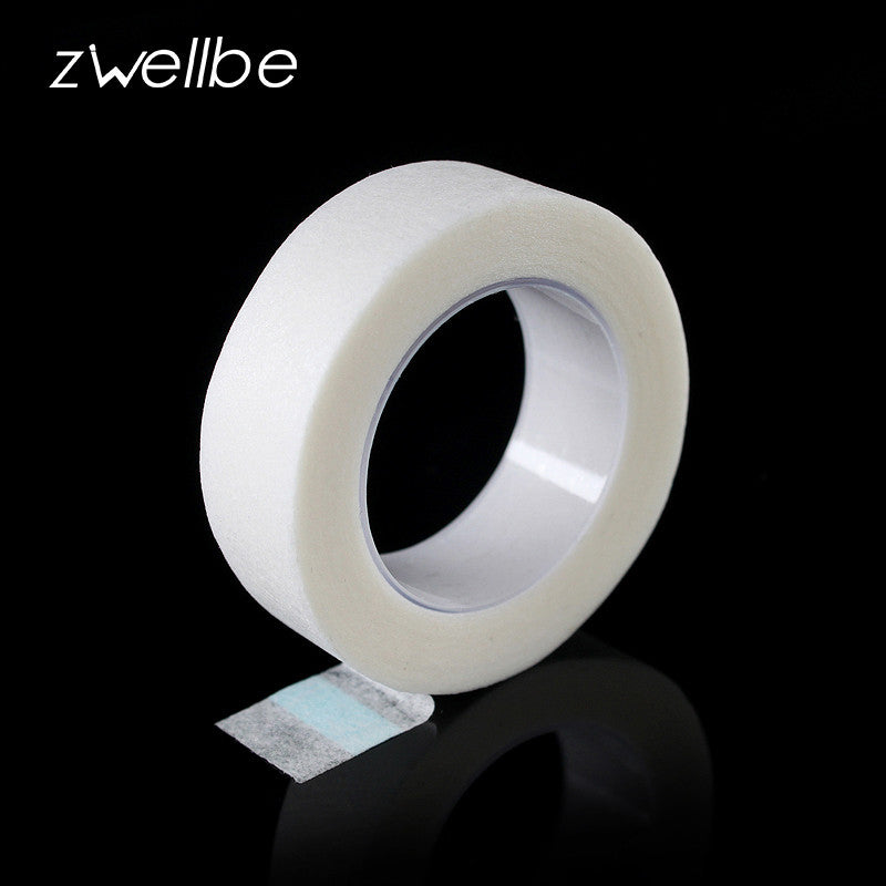 zwellbe 3 Pcs/Lot Eyelash Extension Lint Free Eye Pads White Tape Under Eye Pads Paper T For False Eyelash Patch Make Up Tools