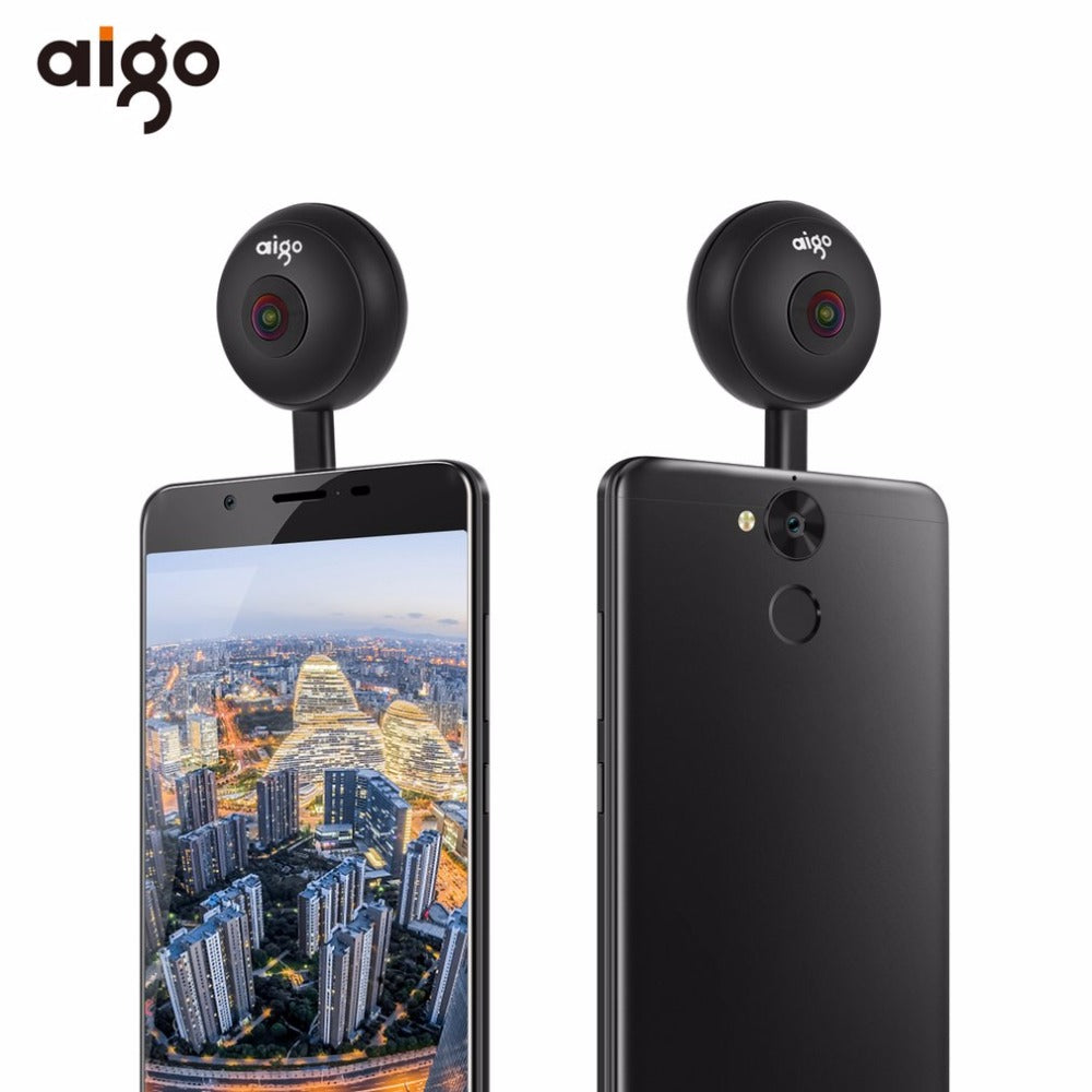 VR Smartphone Panoramic Camera 720 Degree