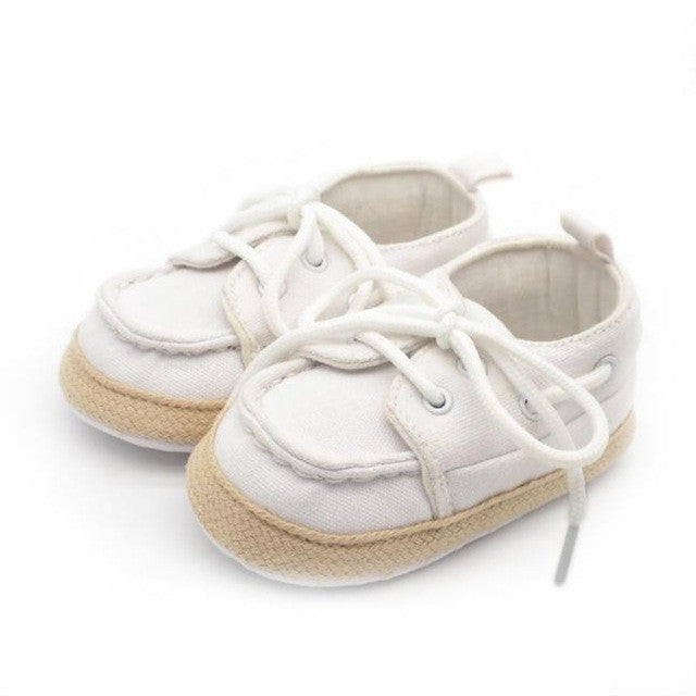 Baby Shoe - Canvas