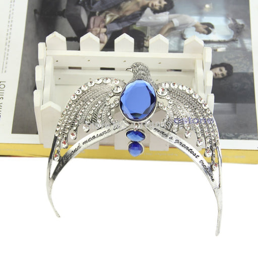 Ravenclaw Lost Diadem Tiara Crown Horcrux Deathly Hallows prom witc