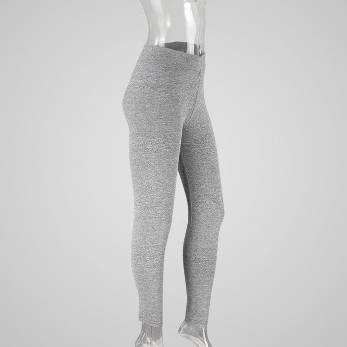 YOGA PANTS - BLACK/GREY