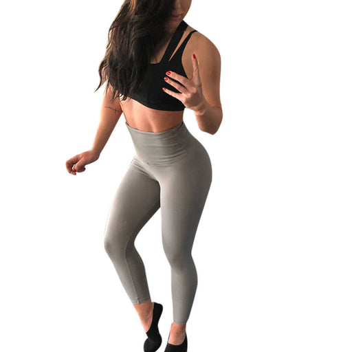 Women's Fashion Workout Leggings Fitness Sports Gym Running Yoga Athletic Pants