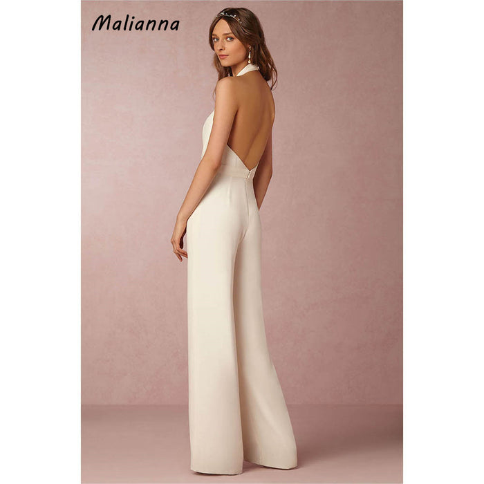Elegent Jumpsuit by Malianna Deisgn