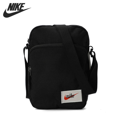Original New Arrival NIKE HERITAGE SMIT - LABEL Unisex Handbags Sports Bags
