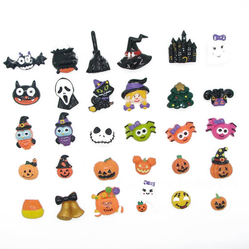 Case Resin Accessories Halloween