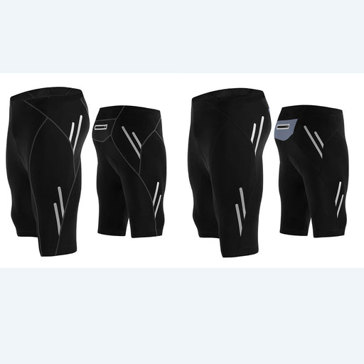 Men's Silicone Cushion Riding Shorts