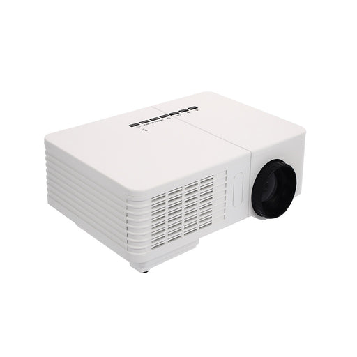 LED Projector Video Projector Mini Playback Home Theater Multimedia Projector HDMI VGA USB AV Interface 23 Languages Play Games