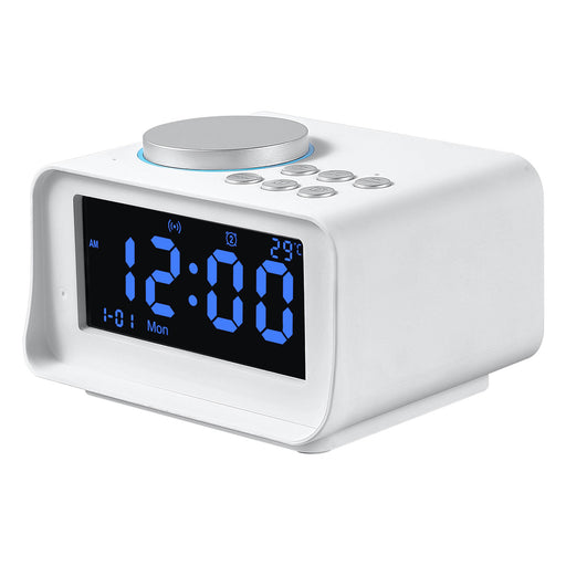 Multi-function Mini Smart Alarm Clock Bluetooth Speaker FM Radio