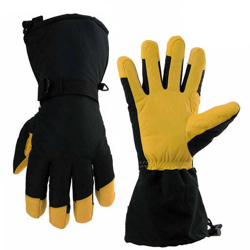 Warm Winter Gloves Windproof Waterproof Warm hands in Cold Weather Thermal Gloves for Cycling, Running, Climbing and Winter Outdoor Sports