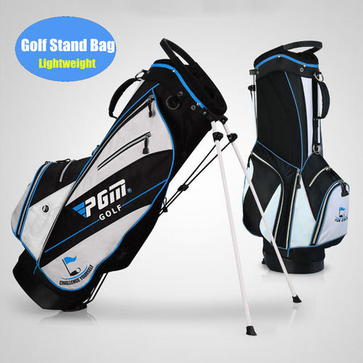 NEW Ultra Lightweight Golf Stand Bag 3-way Clubs Carry Organizer Storage Pockets