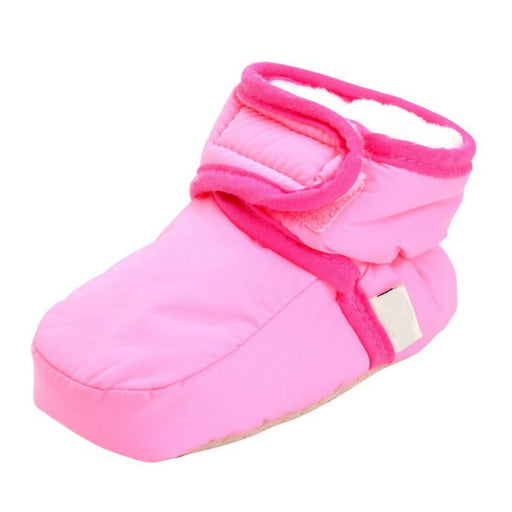 New Winter Keep Warm Boots Can Not Go With It Waterproof Children's Shoes Exquisite Lovely Fashion Wild Boots