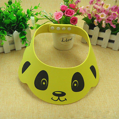 1pcs Child shower cap shampoo cap Baby shower cap  Cartoon fourth gear Adjustable shower cap