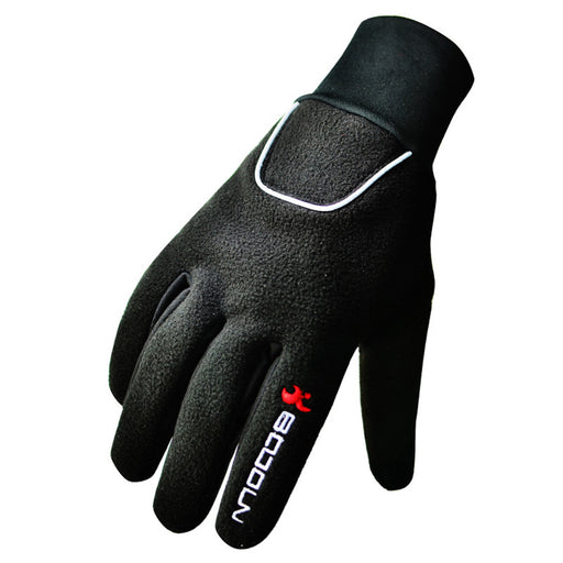 Polar Fleece Gloves Winter Thermal Windproof Gloves Full Finger Gloves for Outdoor Bike/Motorcycle/Cycling