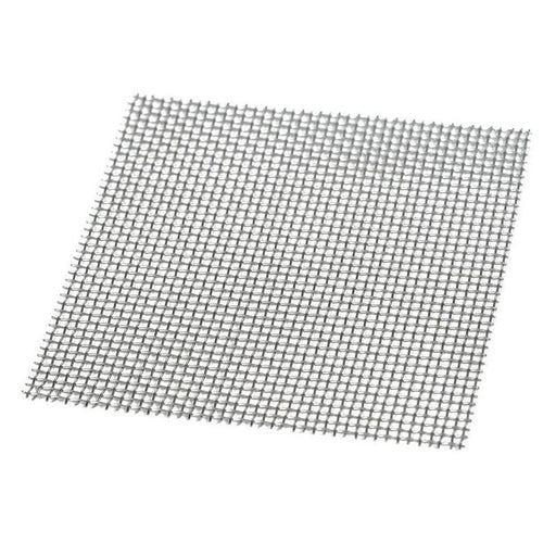 20PCS/lot Aquarium Fish Tank Stainless Steel Wire Mesh Pad Plants Moss Net Decor  8x8cm Silver