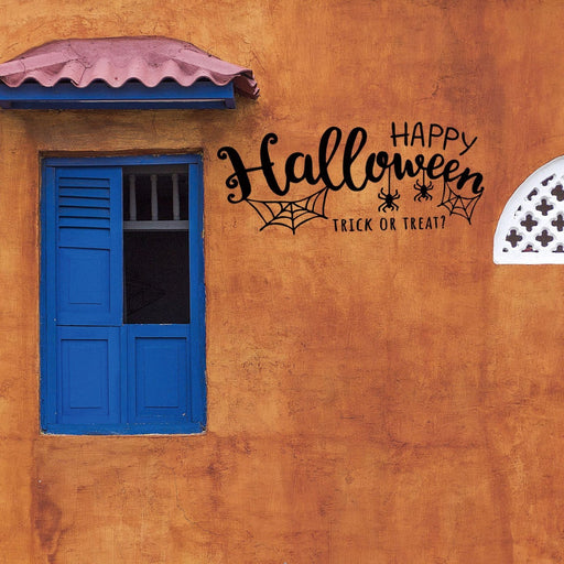 Halloween Wall Stickers Halloween Decorative Stickers