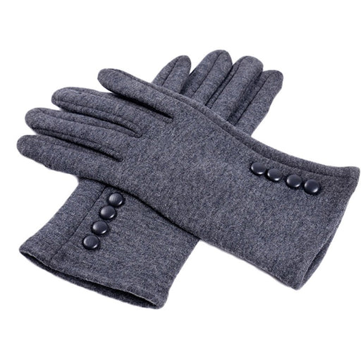 1 pair Fashion Women Outdoor Winter Warm Gloves Touch Screen Sport Ski Gloves Mittens