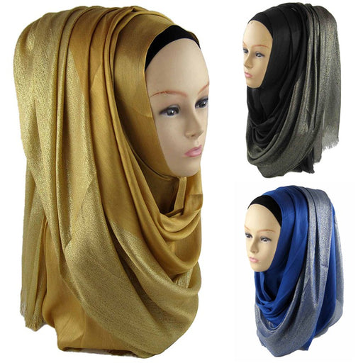 New Muslim Long Soft Hijab Islamic Scarf High Quality Shawl Wrap Women