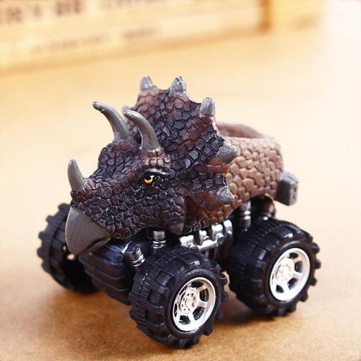 New Toy Car Childrens Gifts Dinosaur Toy Model Mini Toy Car