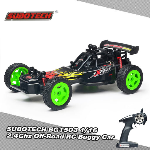 Original SUBOTECH BG1503 1/16 2.4G 2CH  High Speed Racing Off-Road Buggy RC Car RTR