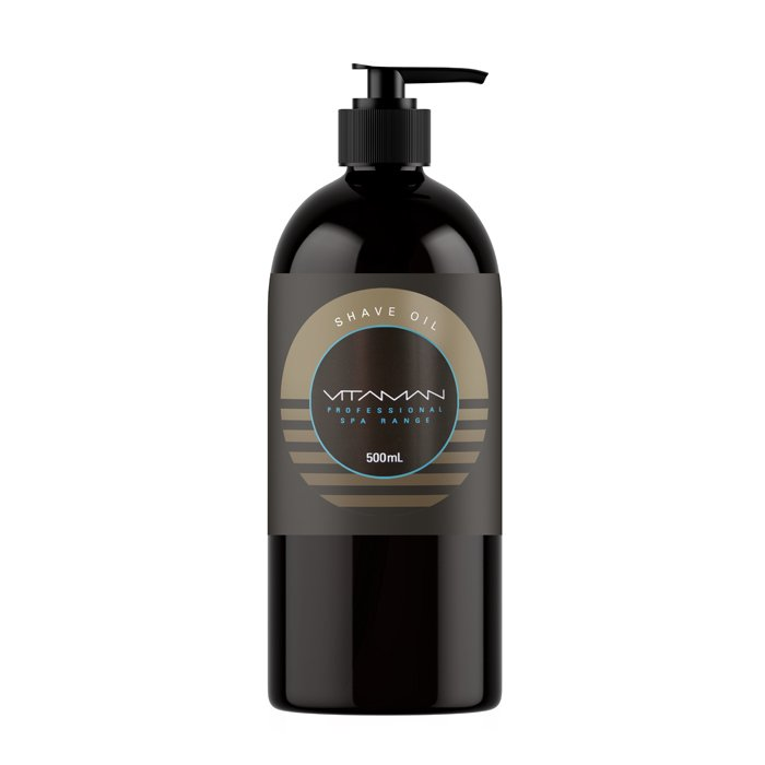 Shave Oil 500ml - Professional Only