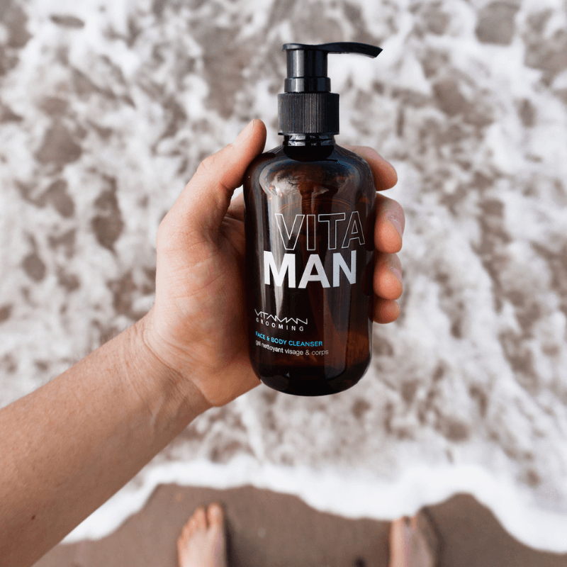 best mens face cleanser