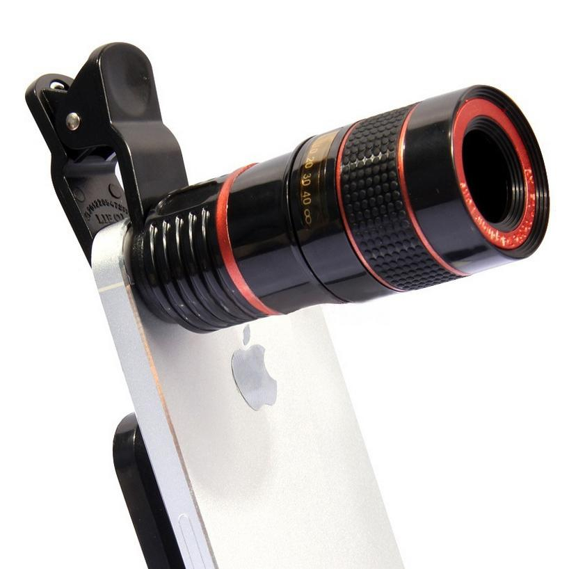 Turns Any Smartphone Into A Professional camera!