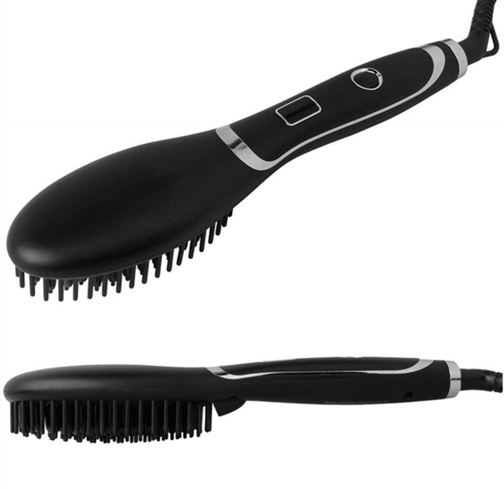 (50% OFF)LCD negative ion straight hair comb