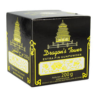 Thé vert de chine TOUR DE DRAGON Extra Fin Gunpowder 200g