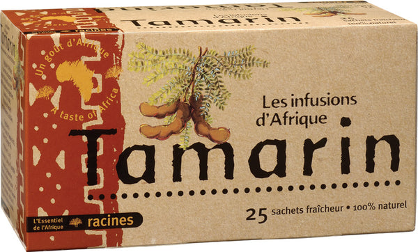 Infusion Tamarin - Les Infusions D'Afrique - RACINES