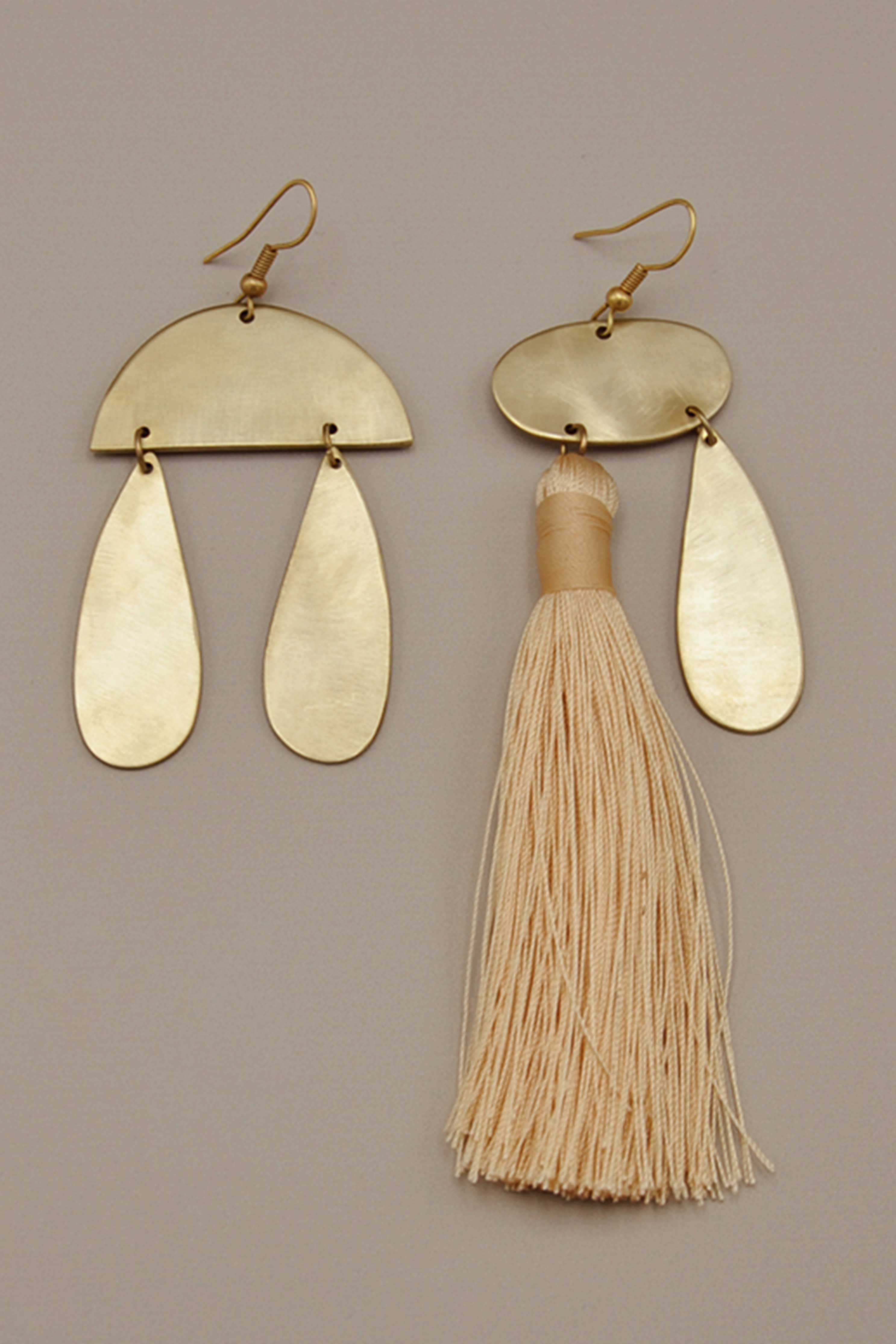 NAHLA EARRINGS | Women's Online Shopping | CHICLEFRIQUE  (4390889095257)