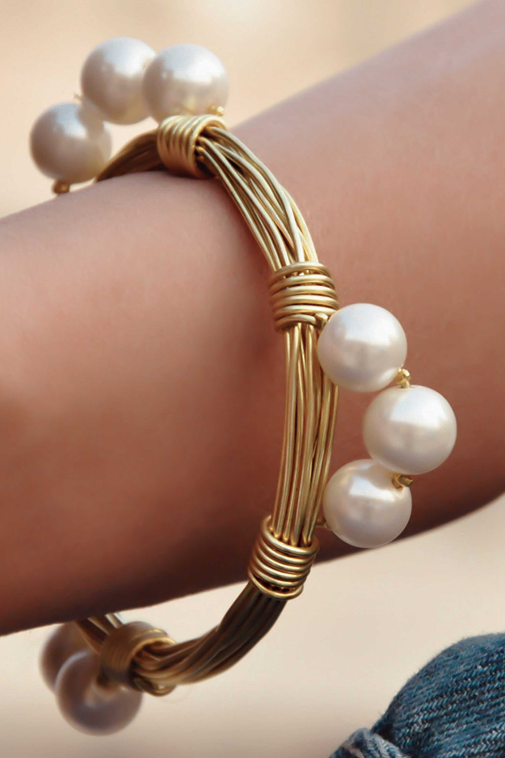 LIKE HEAVEN BANGLE | Women's Online Shopping | CHICLEFRIQUE