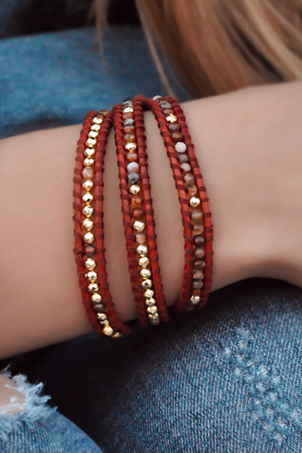 CHARLESTON BRACELET | Women's Online Shopping | CHICLEFRIQUE  (4390927761497)