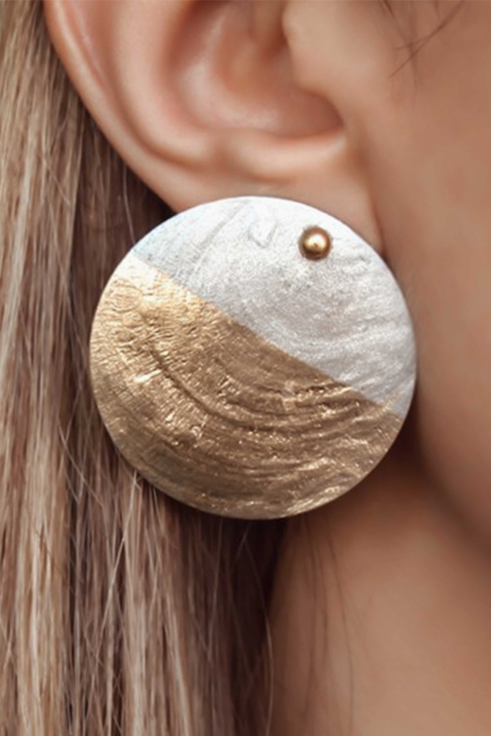 SAND BY THE SEA EARRINGS - Chic Le Frique