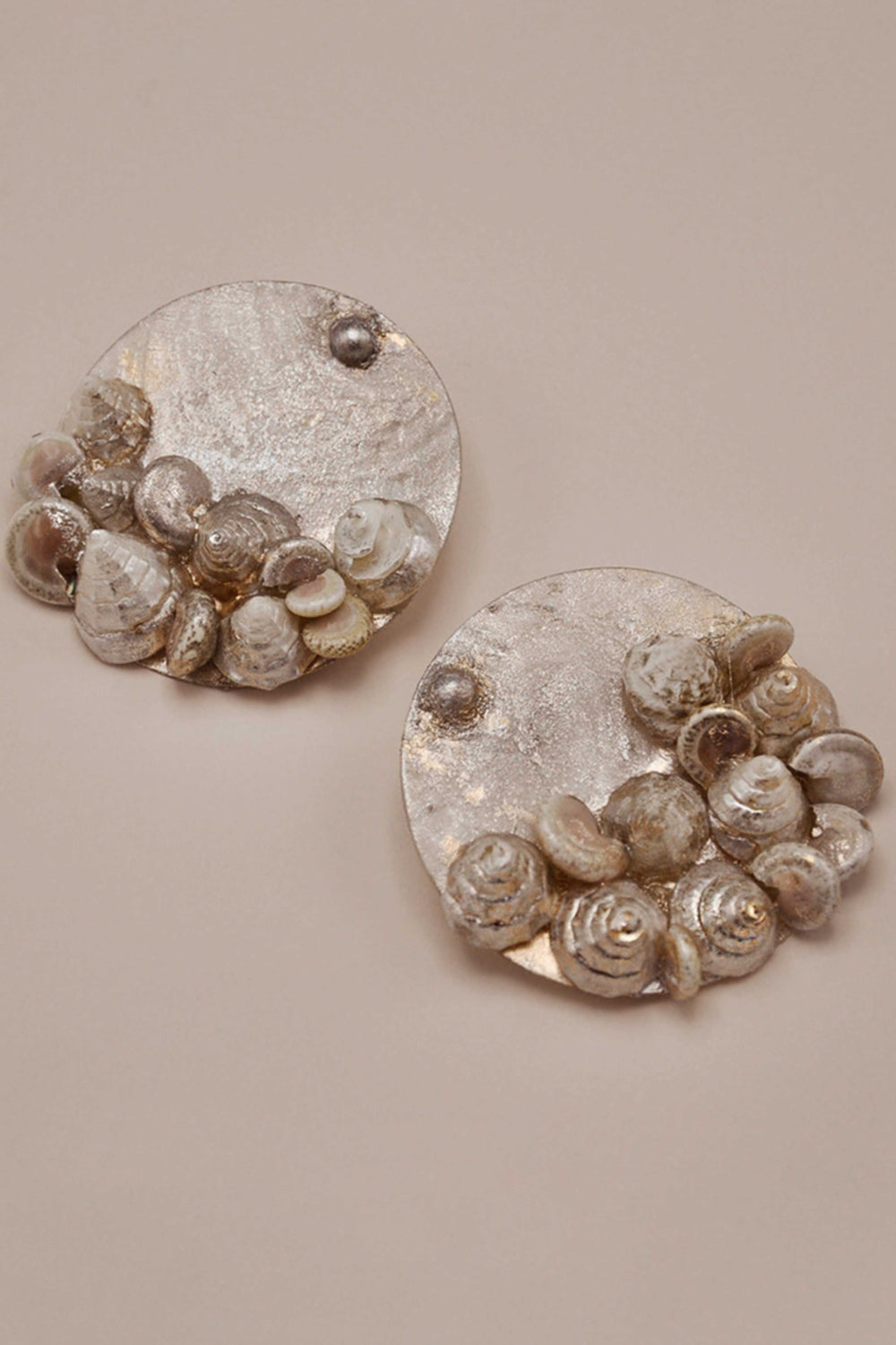 SEA SHELL EARRINGS | Women's Online Shopping | CHICLEFRIQUE