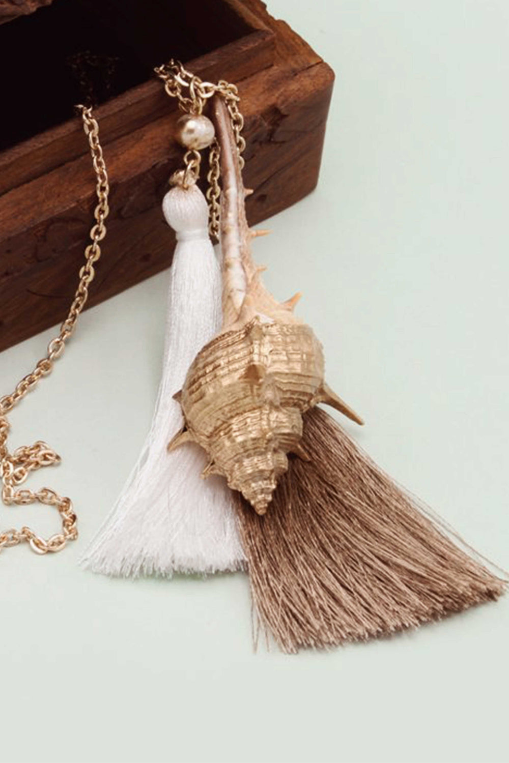 BEACH SIDE NECKLACE - Chic Le Frique