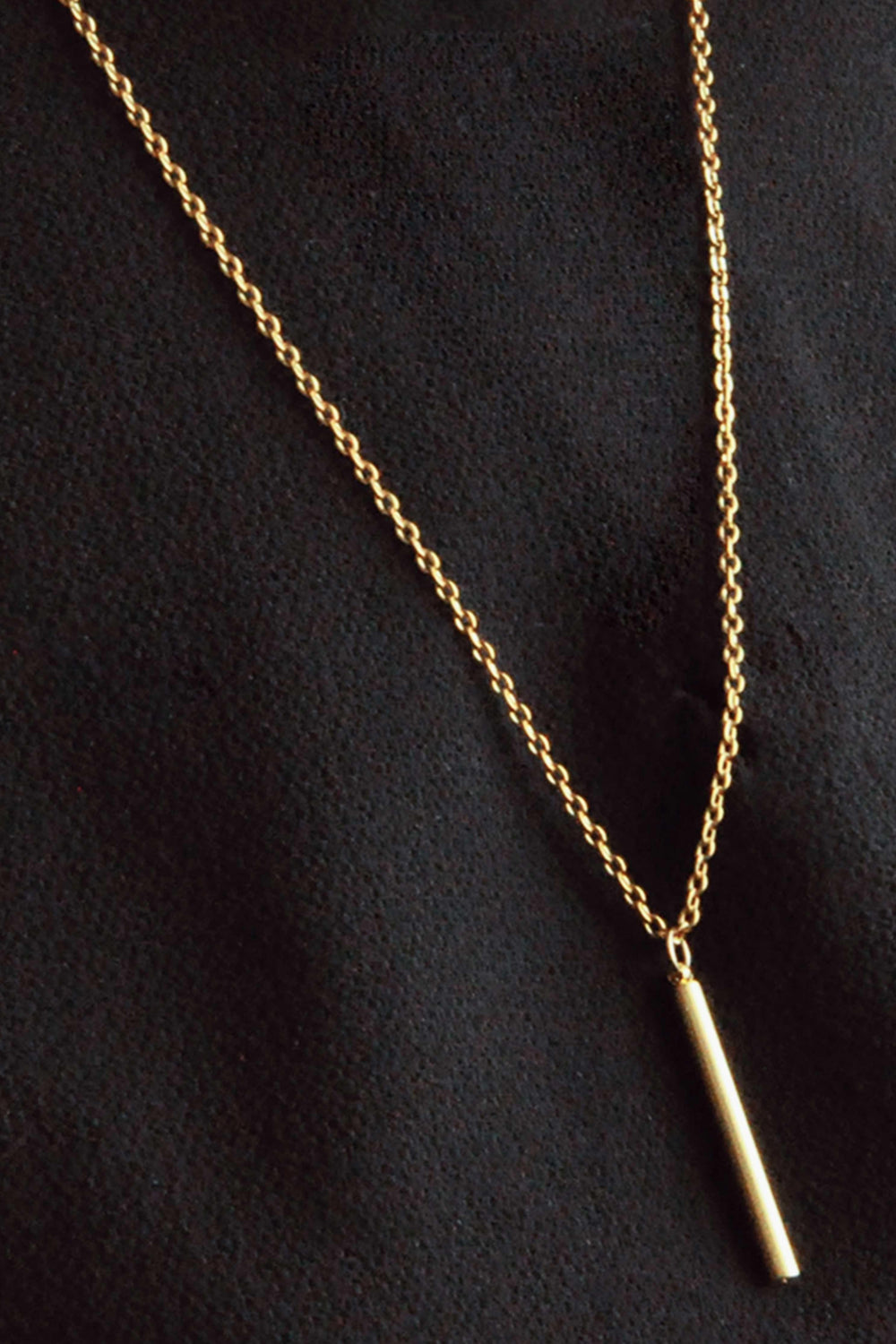 MARRAKECH NECKLACE IN GOLD - Chic Le Frique