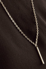 MARRAKECH NECKLACE IN SILVER | Women's Online Shopping | CHICLEFRIQUE