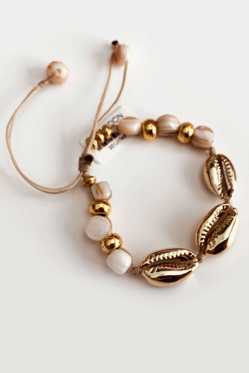 GOLDEN SHELL BRACELET - Chic Le Frique
