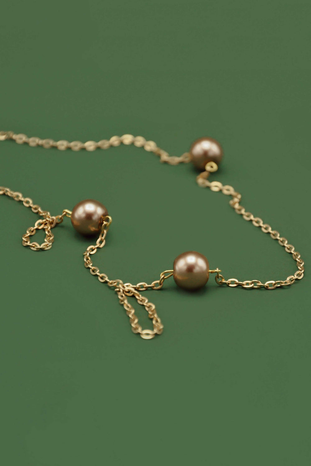 GOLDIE NECKLACE - Chic Le Frique