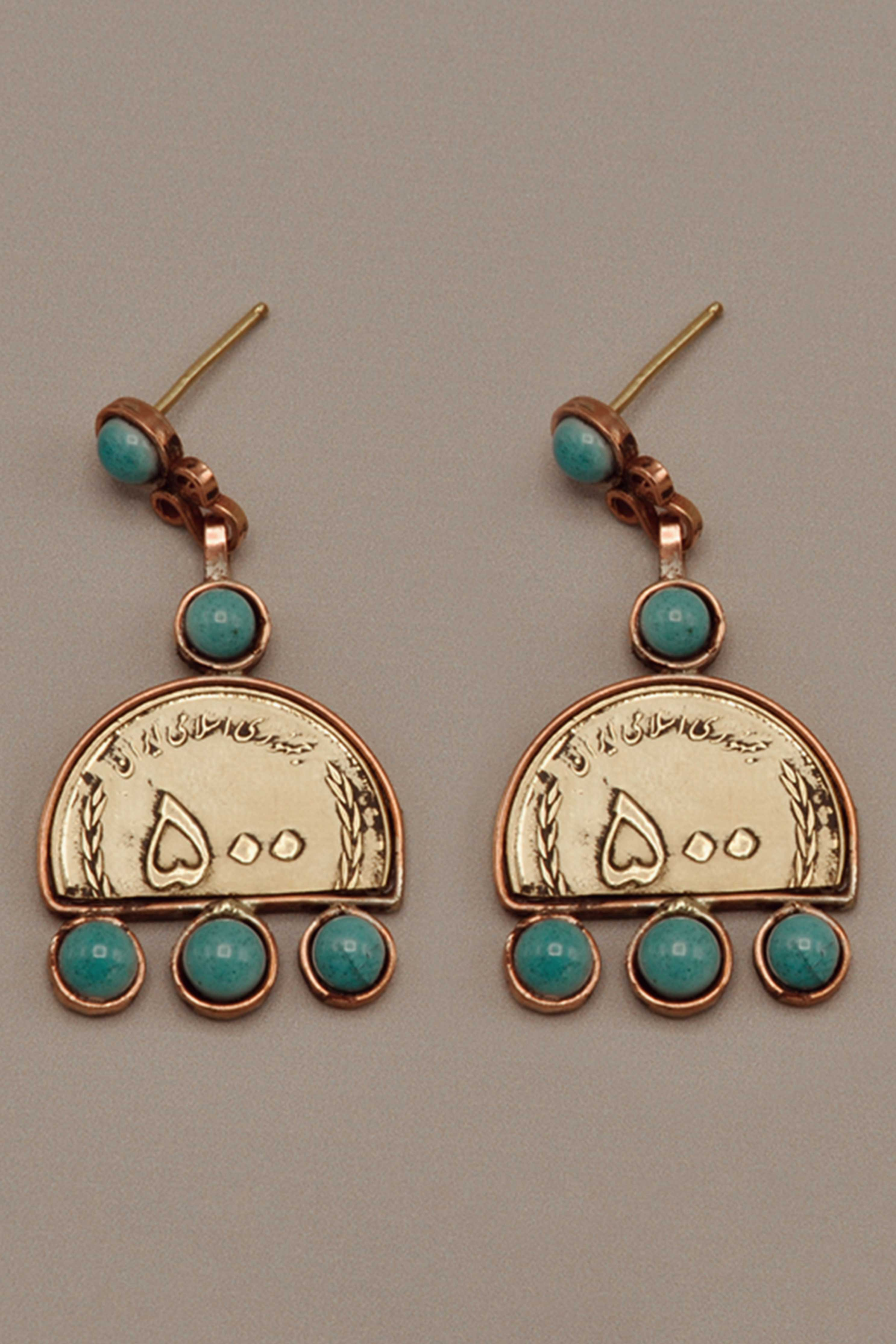 PERSIA EARRINGS | Women's Online Shopping | CHICLEFRIQUE