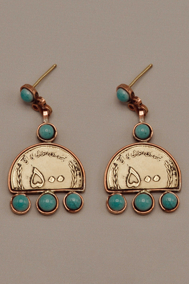 PERSIA EARRINGS | Women's Online Shopping | CHICLEFRIQUE  (4390947749977)