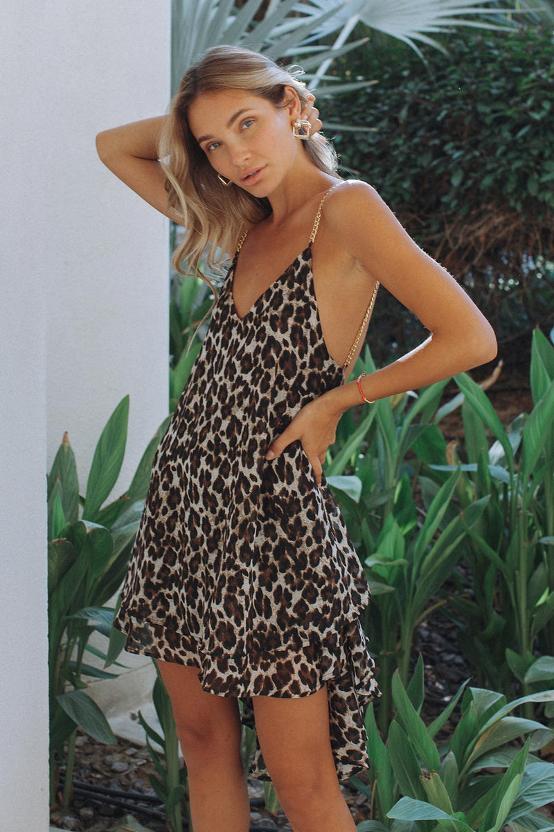 SHANINAH DRESS - LEOPARD (6167964221618)