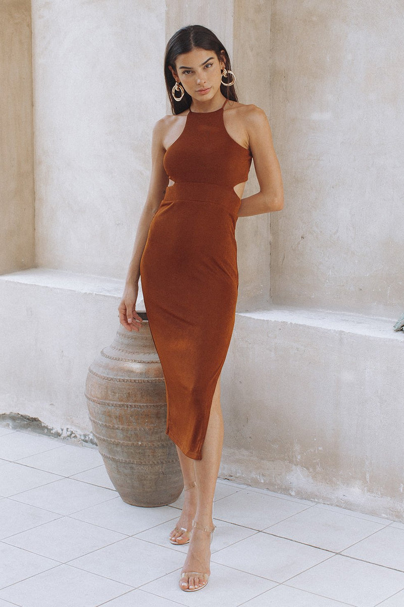 DESIRED DRESS - COPPER (6275264151730)