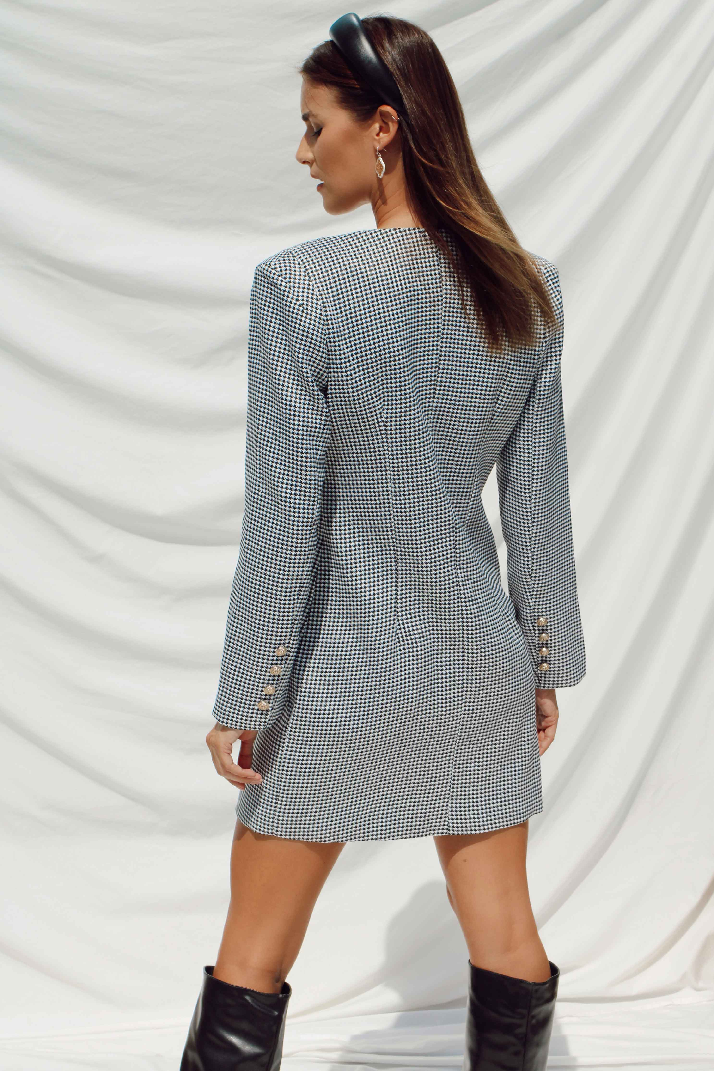 BLAKELY BLAZER DRESS | Women's Online Shopping | CHICLEFRIQUE  (4269265780825)
