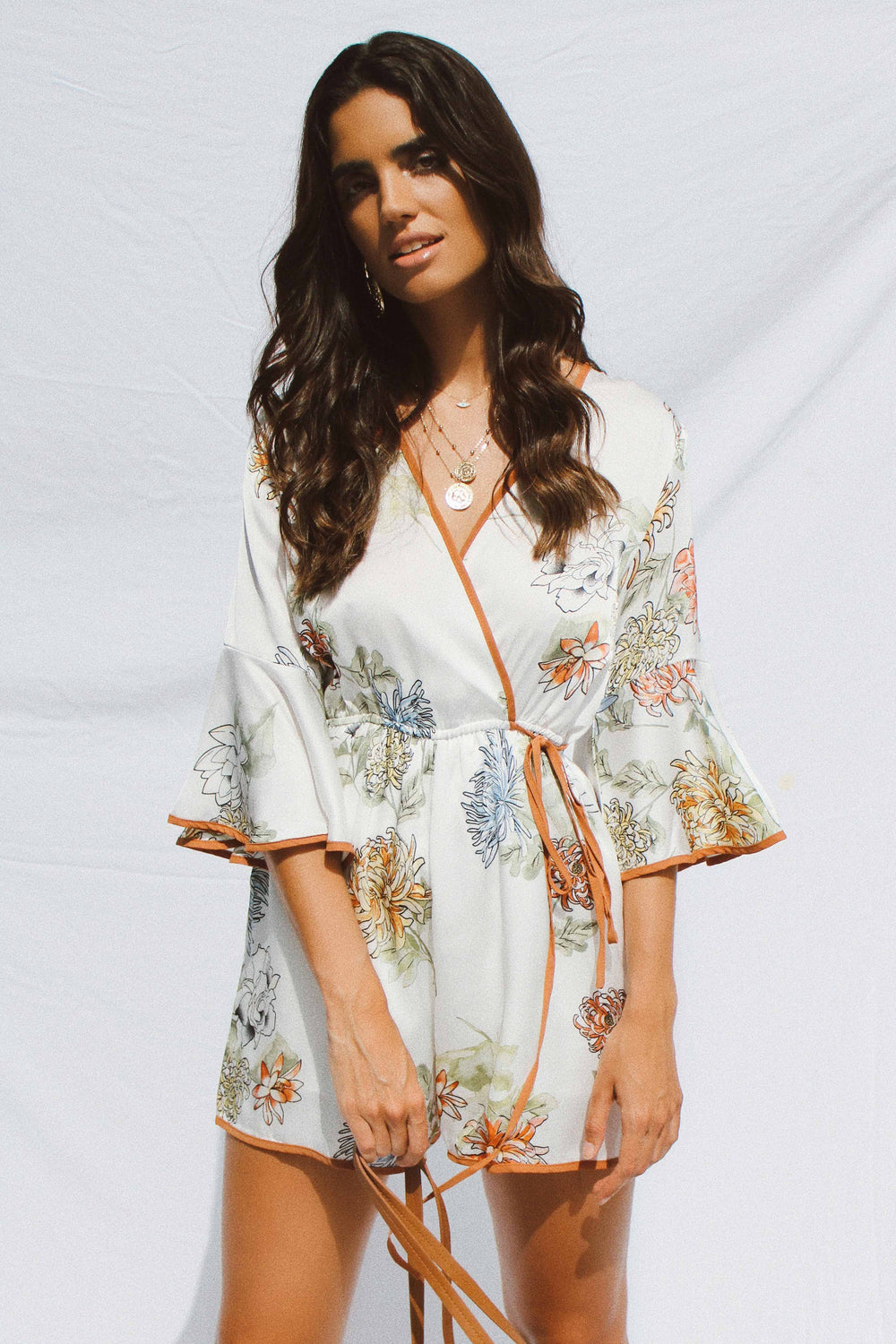 MIRANDA PLAYSUIT - Chic Le Frique